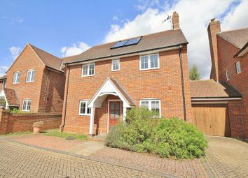 Thumbnail 3 bedroom detached house for sale in Millar Close, Benson, Wallingford