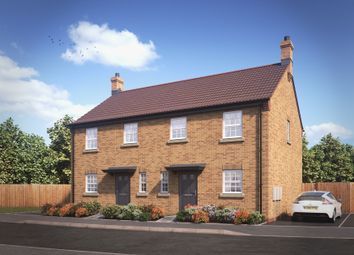Thumbnail 3 bed semi-detached house for sale in Kings Manor, Coningsby
