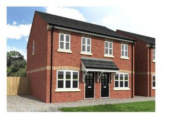 Thumbnail 2 bed semi-detached house for sale in Plot 26, Well Hill Drive, Harworth, Doncaster