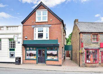 Thumbnail 2 bed maisonette for sale in High Street, Storrington, West Sussex