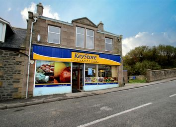 Thumbnail Commercial property for sale in Portgordon Stores, 4-6 Station Road, Portgordon, Buckie, Moray