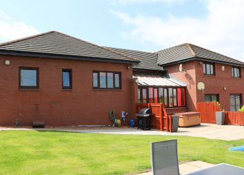 Thumbnail 4 bed detached house for sale in Strathaven Road, Lesmahagow