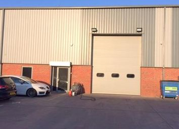 Thumbnail Warehouse to let in Unit Gresley Business Park, Tetron Point, Cadley Hill Road, Swadlincote, Derbyshire