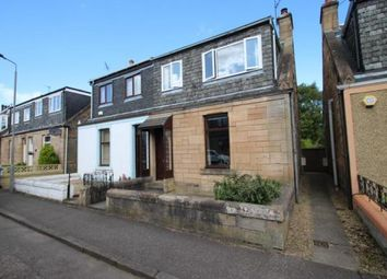 Thumbnail 3 bed semi-detached house for sale in Philip Street, Falkirk