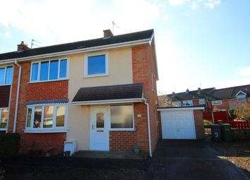 Thumbnail 3 bed semi-detached house to rent in Claygate, York