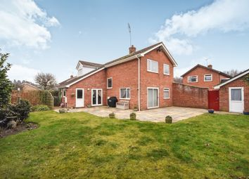 Thumbnail 4 bed detached house for sale in Mulberry Close, Mildenhall, Bury St. Edmunds
