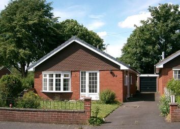 Thumbnail 2 bed detached bungalow to rent in Rostherne Way, Sandbach