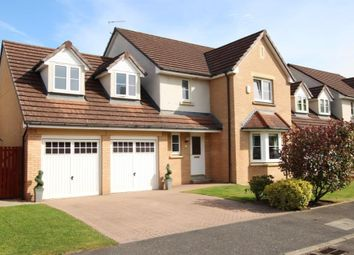 Thumbnail 4 bedroom semi-detached house for sale in Moorlands Walk, Uddingston, Glasgow