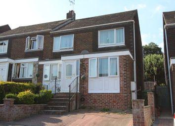 Thumbnail 3 bed semi-detached house for sale in Estridge Close, Bursledon, Southampton