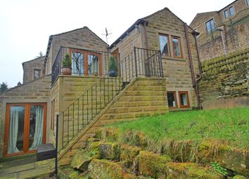 Thumbnail 5 bed detached house for sale in New Mill Road, Holmfirth