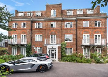Thumbnail 2 bed flat for sale in Hollington Court, High Street, Chislehurst