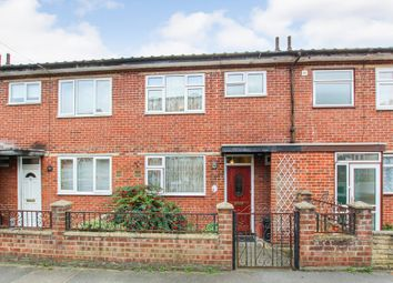 Thumbnail 3 bed terraced house for sale in Oxford Road, Harold Hill, Romford