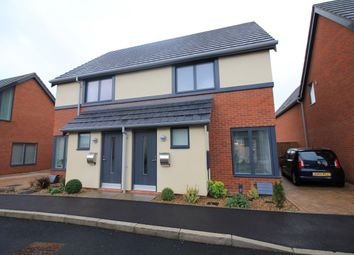 Thumbnail 2 bed semi-detached house to rent in Blaxter Way, Norwich