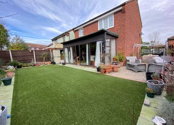 Thumbnail 3 bed detached house for sale in Winchester Gardens, Basildon