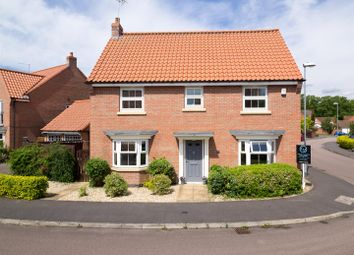 Thumbnail 4 bed detached house for sale in Carnell Lane, Fernwood, Newark