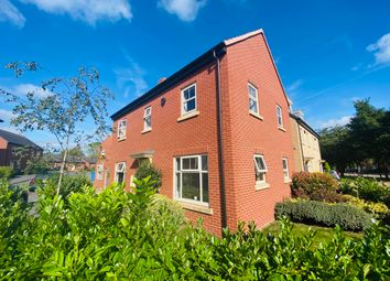 Thumbnail 4 bed detached house to rent in Richmond Park Road, Derby
