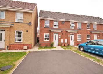 Thumbnail 2 bed end terrace house to rent in Lila Avenue, Coventry