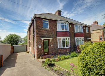 Thumbnail 3 bed semi-detached house for sale in Church Lane, Murton, Seaham