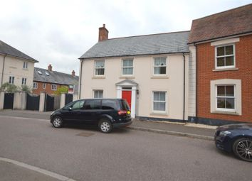 Thumbnail 4 bed semi-detached house to rent in Masterson Street, Exeter