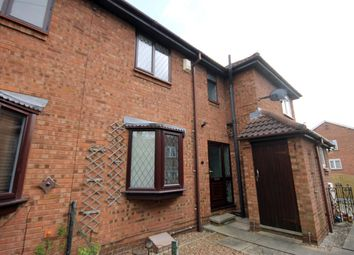 Thumbnail 1 bedroom terraced house for sale in Kirkland Place, Kirkland Street, Pocklington, York