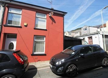 Thumbnail 3 bed semi-detached house for sale in Davies Street, Tonypandy, Tonypandy