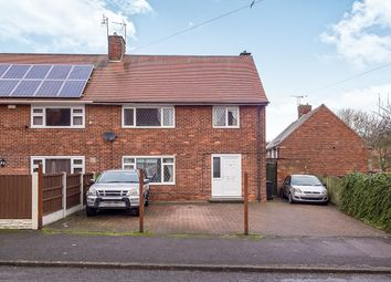 Thumbnail 3 bed semi-detached house for sale in Priory Road, Eastwood, Nottingham