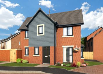 """Thumbnail 3 bed property for sale in """"The Crimson At Meadow View, Shirebrook"""" at Brook Park East Road, Shirebrook, Mansfield"""