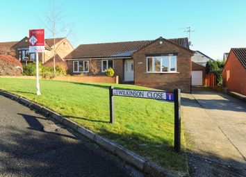 Thumbnail 3 bedroom detached bungalow for sale in Wilkinson Close, Chesterfield