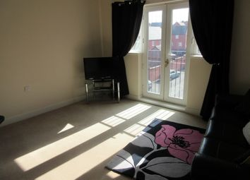 Thumbnail 2 bed flat to rent in Occupation Lane, Swadlingcote, Burton Upon Trent