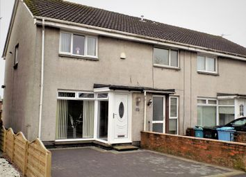 Thumbnail 2 bedroom end terrace house for sale in Currieside Place, Shotts