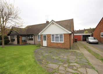 Thumbnail 3 bed semi-detached bungalow to rent in Abbotts Drive, Corringham, Stanford-Le-Hope