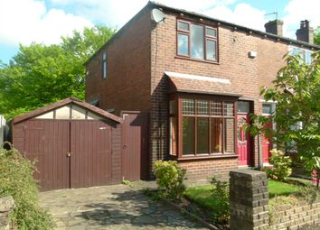 Thumbnail 2 bed semi-detached house for sale in Woodstock Drive, Bolton
