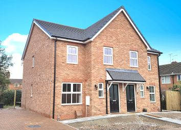 Thumbnail 3 bed semi-detached house to rent in Trinity Close, College Fields, Crewe