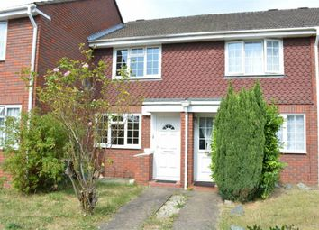 Thumbnail 2 bed terraced house to rent in Delaporte Close, Epsom