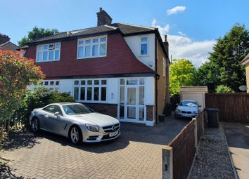 Thumbnail 3 bed semi-detached house to rent in Priory Close, Beckenham