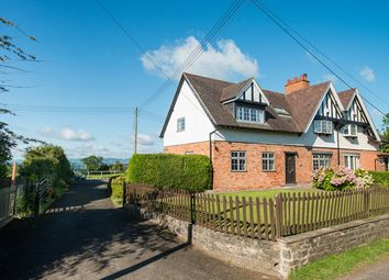 Thumbnail 5 bed semi-detached house for sale in Hatfield, Norton, Worcester