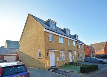 Thumbnail 3 bedroom town house for sale in Kelburn Road, Orton Northgate, Peterborough