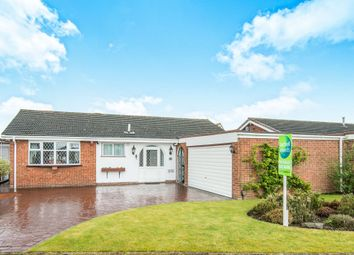 Thumbnail 2 bed detached bungalow for sale in Scimitar Close, Tamworth