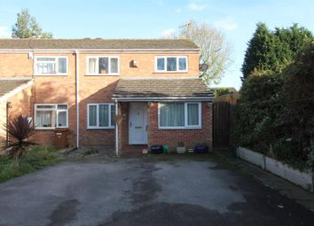 Thumbnail 3 bed semi-detached house for sale in Candle Lane, Earl Shilton, Leicester