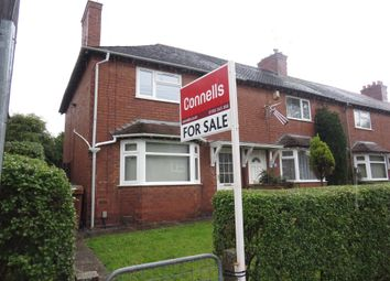 Thumbnail 2 bed terraced house for sale in John Donne Street, Stafford