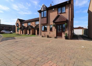 Thumbnail 3 bed detached house for sale in Foxglove Close, Blaxton, Doncaster