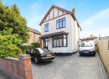Thumbnail 3 bed detached house for sale in Penn Road, Wolverhampton, West Midlands