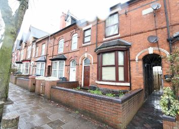 Thumbnail 4 bed terraced house for sale in Albert Road, Handsworth