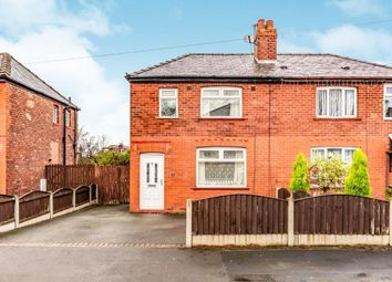 Thumbnail 3 bed semi-detached house for sale in Queens Road, Bredbury, Stockport, Cheshire