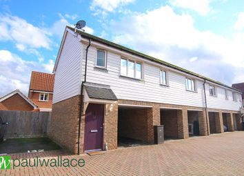 Thumbnail 2 bed flat for sale in Aldermere Avenue, Cheshunt, Waltham Cross