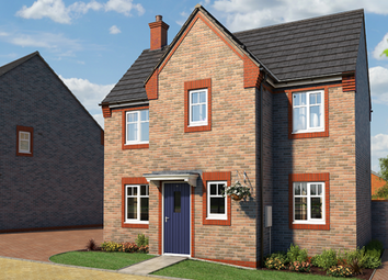 """Thumbnail 3 bedroom property for sale in """"The Blackthorne At The Paddocks, Telford"""" at The Bache, Telford"""