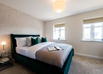 Thumbnail 2 bedroom semi-detached house for sale in Off Essex Regiment Way, Chelmsford, Essex