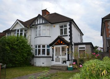 Thumbnail 5 bed semi-detached house to rent in Spur Road, Orpington, Kent