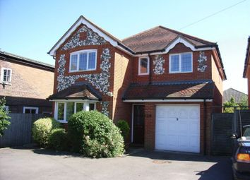 Thumbnail 4 bed detached house to rent in High Street, Prestwood, Great Missenden
