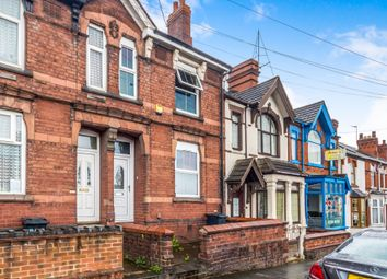 Thumbnail 3 bed terraced house for sale in Stourbridge Road, Dudley